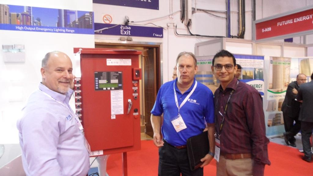 With Eaton Control Panel Technical Team